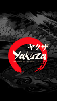 Yakuza Modern Thai and Japanese